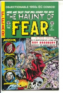 Haunt Of Fear-#18-FEB-1997-Gemstone-EC Reprint