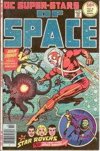 DC SUPER STARS 8 VF-NM Oct. 1976 Superstars of Space COMICS BOOK