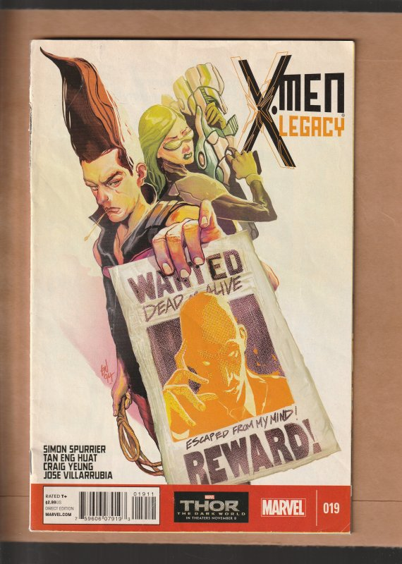 X-Men: Legacy #19 (2014)