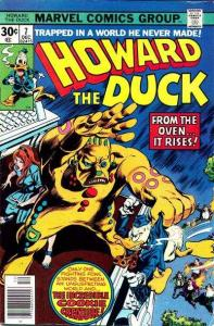 Howard the Duck (1976 series) #7, VF- (Stock photo)