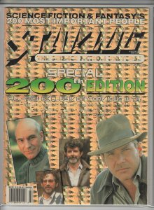 STARLOG MAGAZINE #200 NM- A04850