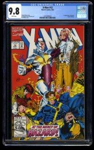 X-Men (1991) #12 CGC NM/M 9.8 White Pages
