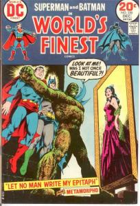 WORLDS FINEST 220 VF+ Dec. 1973 COMICS BOOK