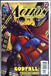Action Comics #821 (2005)