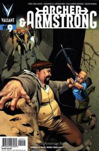 Archer and Armstrong (2nd Series) #9A FN; Valiant | save on shipping - details i