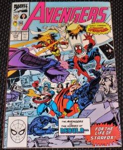 The Avengers #316 (1990)