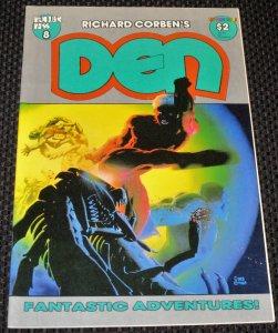 Den #8 (1989)