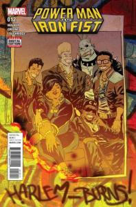 Power Man and Iron Fist (2016 series) #12, NM (Stock photo)