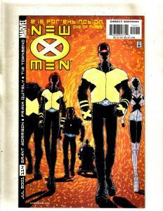 Lot of 12 New X-Men Comics #114 116 118 119 120 121 122 123 124 125 126 129 HY7