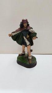 Figura Resina El Pirata Negro serie El Guerrero del Antifaz
