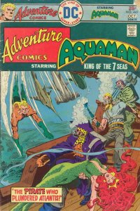 Adventure Comics #441 FN; DC | save on shipping - details inside