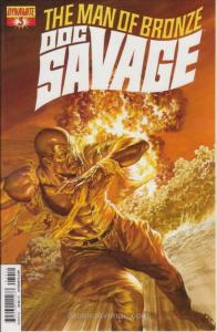 Doc Savage (Dynamite, Vol. 1) #3 FN; Dynamite | save on shipping - details insid