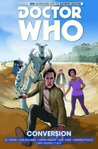 Doctor Who: The Eleventh Doctor HC #3 VF/NM; Titan | save on shipping - deta