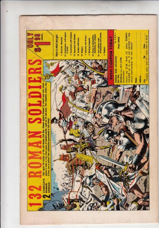 Sgt. Fury and His Howling Commandos #55 (Jun-68) FN/VF- Mid-High-Grade Sgt. F...