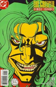 Creeper, The #1 VF/NM; DC | save on shipping - details inside