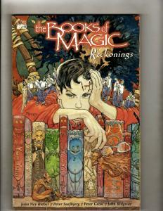 The Books of Magic: Reckonings DC Vertigo TPB Graphic Novel Comic Book CE4