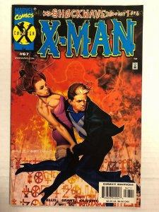 X-Man #67 Comic Book Marvel 2000