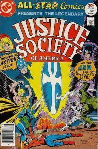 DC ALL-STAR COMICS (1940 Series) #66 FN