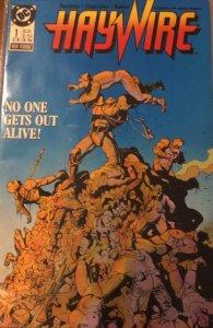 Haywire #1 (1988)