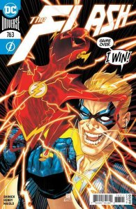 FLASH #763 NM BERNARD CHANG MAIN COVER DC COMICS 10/13 PRESALE