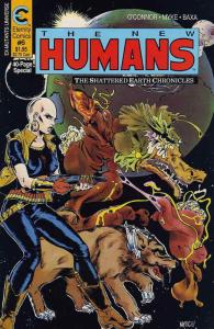 New Humans, The (Eternity) #6 VF/NM; Eternity | save on shipping - details insid