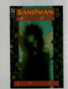 Sandman # 8 NM DC Comic Book Neil Gaiman Morpheus Death Lucifer SB5