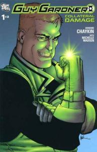 Guy Gardner: Collateral Damage #1, NM + (Stock photo)