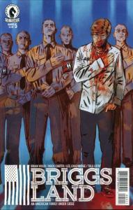 Briggs Land #5 VF/NM; Dark Horse | save on shipping - details inside