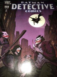 DC Batman Detective Comics #868 Mint