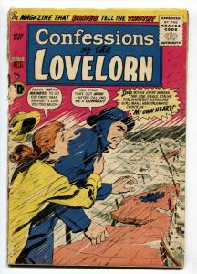 Confessions of The Lovelorn #59 1955-ACG Romance comic G
