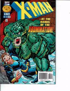 Lot Of 2 Comic Books Marvel X-Man #20 and X-Men #26 Thor ON8