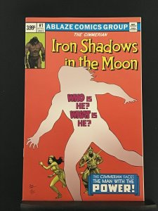 The Cimmerian : Iron Shadows in the Moon #1