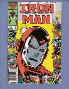 Iron Man #212 VF/NM Marvel 1986