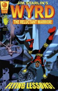 Wyrd the Reluctant Warrior #4 VF; Slave Labor | save on shipping - details insid