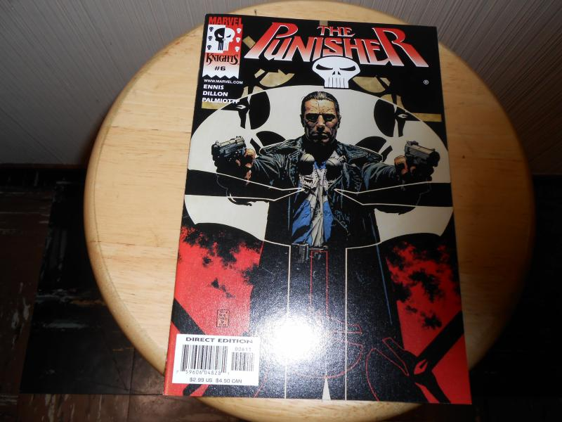 THE PUNISHER # 6 (SEPTEMBER 2000)