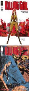 Killing Girl #3, VF+ (Stock photo)