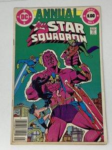 All-Star Squadron Annual #1 (1982) RA1