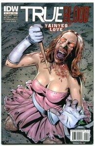 TRUE BLOOD Tainted Love #6 B, NM, 2011, Vampire, Bill, Sookie, Eric, Horror