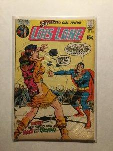 Superman's Girl Friend Lois Lane 110 Very Good/ Fine Vg/Fn 5.0 Dc Comics