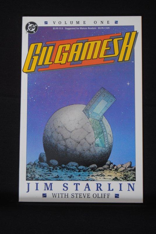 Gilgamesh, Jim Starlin, NM