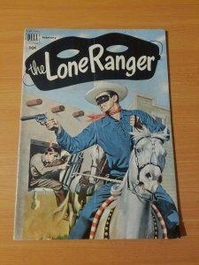 The Lone Ranger #44 ~ FINE FN ~ (1952, Dell Comics)