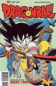 Dragonball #1 FN; Viz | save on shipping - details inside
