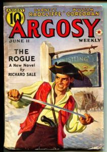 Argosy-Pulp-6/11/1938-Alfred Batson-Garnett Radcliffe