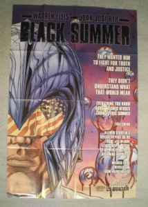BLACK SUMMER Promo Poster, 24x36, 2007, Unused, more in our store