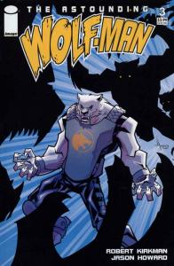 Astounding Wolf-Man, The #3 FN; Image | save on shipping - details inside