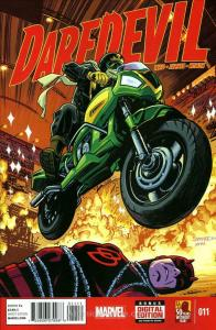 Daredevil (4th Series) #11 VF/NM; Marvel | save on shipping - details inside