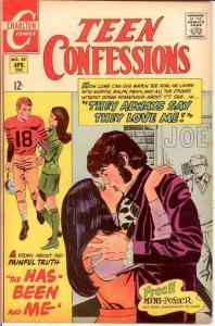 TEEN CONFESSIONS 55 VF  April 1969 COMICS BOOK