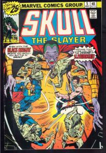 Skull the Slayer #5 (May-76) NM- High-Grade Skull the Slayer