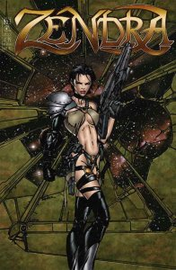 Zendra 2.0: Heart of Fire #3 VF/NM; Penny-Farthing | save on shipping - details