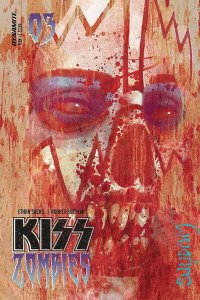 KISS ZOMBIES (2019 DYNAMITE) #3 All 7 Covers PRESALE-01/15